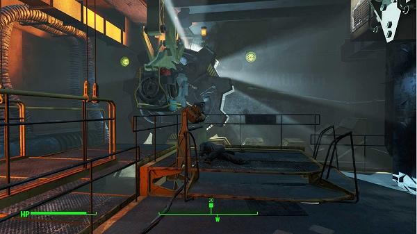 【FO4】Fallout4日本語版やってみる part1