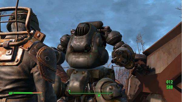【FO4】Fallout4日本語版やってみる part7