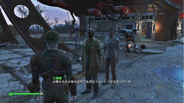【FO4】Fallout4日本語版やってみる part12