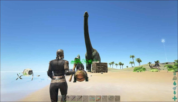 【ARK:SE】恐竜島サバイバルやってみるPart4