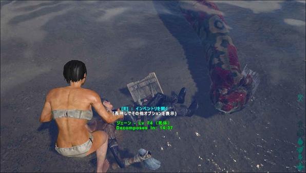 【ARK:SE】恐竜島サバイバルやってみるPart6