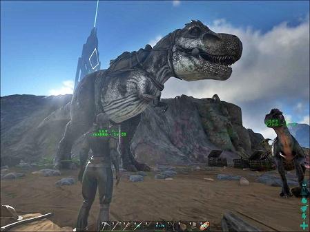 【ARK:SE】恐竜島サバイバルやってみるPart10