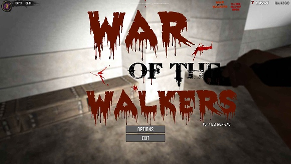 【7dtd】「War of the Walkers」MODやってみる 2日目【α16】