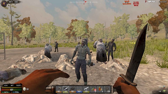 【7dtd】「War of the Walkers」MODやってみる 5日目【α16】