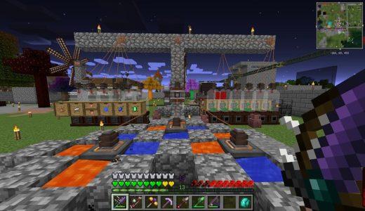 【Minecraft】マイクラを久しぶりにMOD導入してやってみる【ver1.12.2】Part2