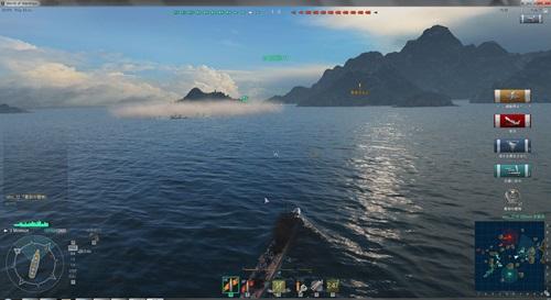 【WoWs】今日の戦果:駆逐艦一隻のみ