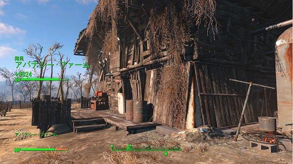 【FO4】Fallout4日本語版やってみる part6