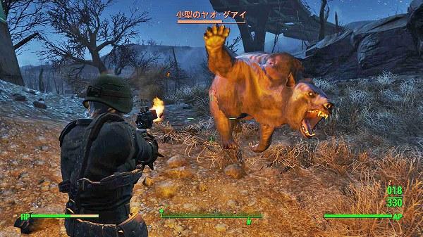【FO4】Fallout4日本語版やってみる part17