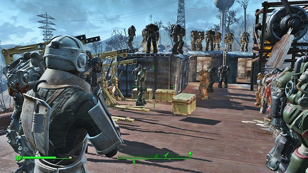 【FO4】Fallout4日本語版やってみる part23