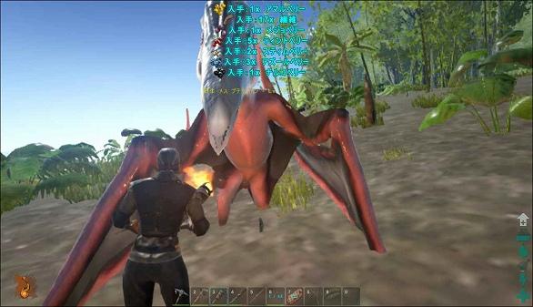 【ARK:SE】恐竜島サバイバルやってみるPart1