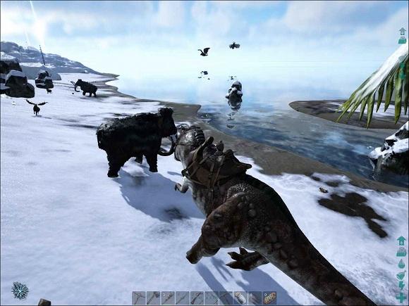 【ARK:SE】恐竜島サバイバルやってみるPart17