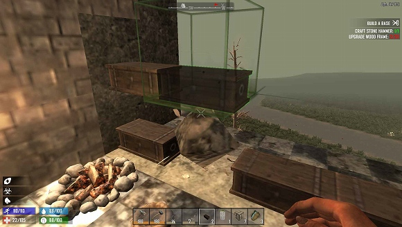 【7dtd】「Experimental Recipes」MODやってみる 7日目【α14】