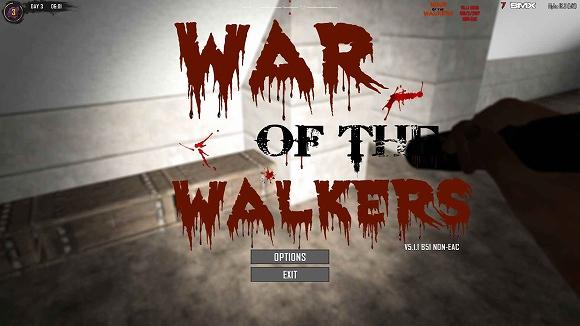 【7dtd】「War of the Walkers」MODやってみる 2日目【α16】